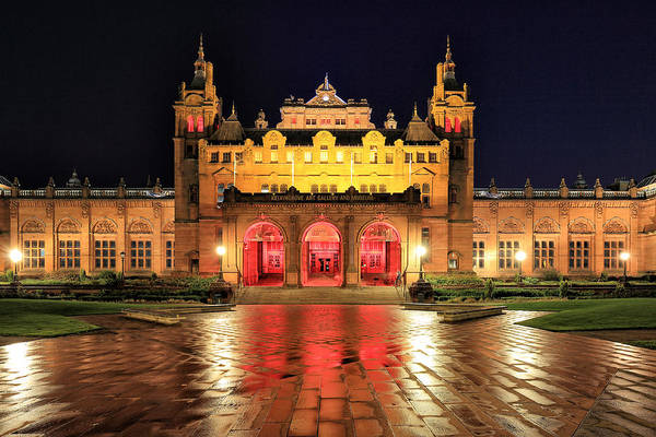 Photograph - Kelvingrove Art Gallery And Museum by Grant Glendinning