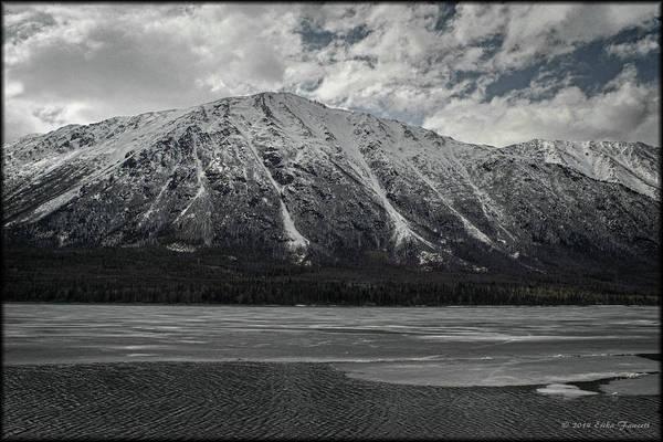 Photograph - Kenai Lake by Erika Fawcett