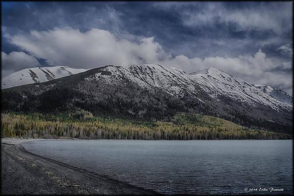 Photograph - Kenai Lake2 by Erika Fawcett