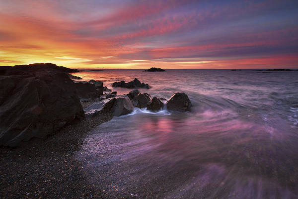 Wall Art - Photograph - Kennebunk Sunrise by Eric Gendron