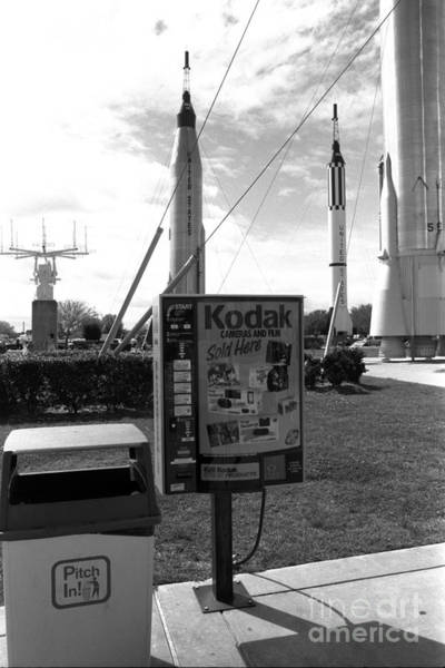 Photograph - Kennedy Space Center Cape Canaveral by Edward Fielding