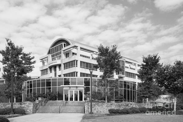 Photograph - Kennesaw State University Kennesaw Hall by University Icons