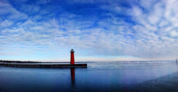 Photograph - Kenosha Lighthouse by Phil Koch