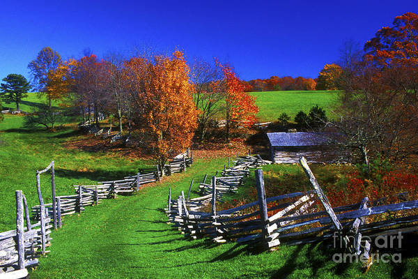 Photograph - Kentucky Settlement by Paul W Faust -  Impressions of Light
