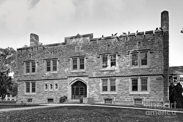 Photograph - Kenyon College Ransom Hall by University Icons