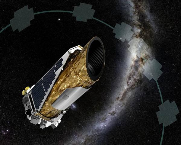 Technological Wall Art - Photograph - Kepler Observatory K2 Mission by Nasa/ames/jpl-caltech