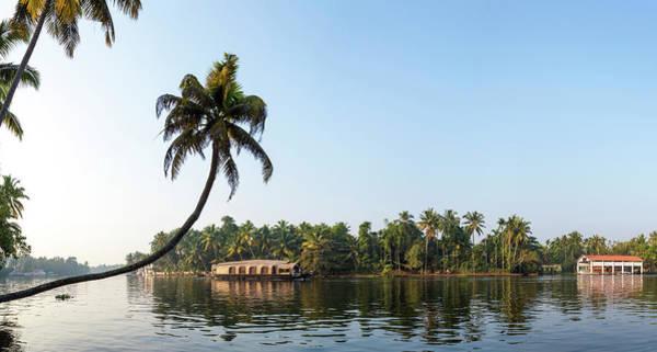 Kerala Wall Art - Photograph - Kerala Backwaters Near Alappuzha by Panoramic Images
