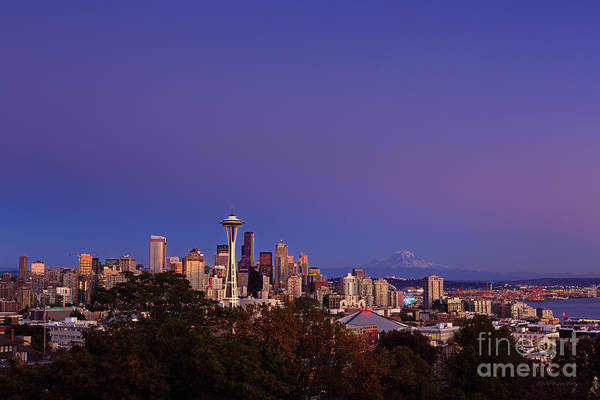 Photograph - Kerry Park View by Beve Brown-Clark Photography
