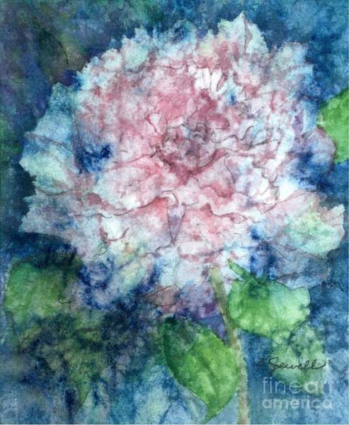 Wall Art - Painting - Kerry's Peony by Barbara Jewell