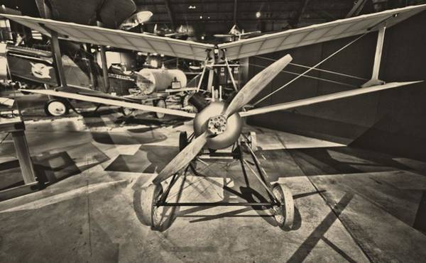 Wall Art - Photograph - Kettering Aerial Torpedo Bug by Dan Sproul
