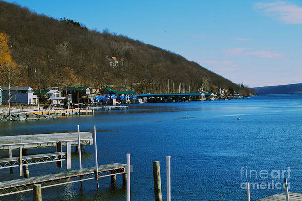 Photograph - Keuka Lake by William Norton