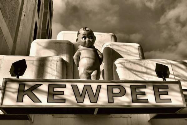 Photograph - Kewpee Restaurant by Dan Sproul