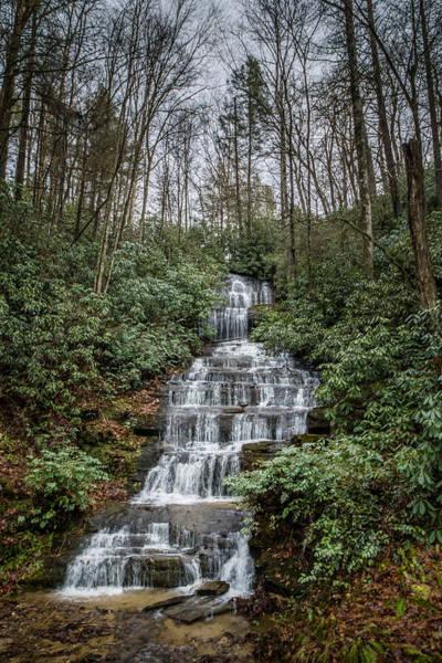 Photograph - Key Falls by Randy Scherkenbach