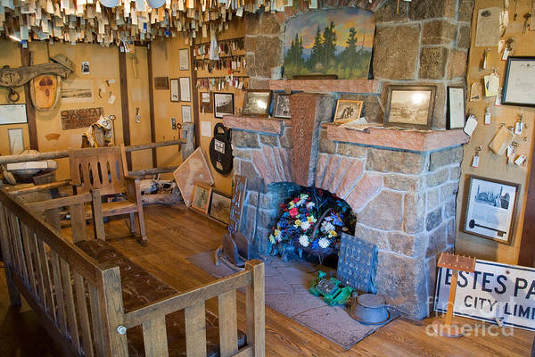 Photograph - Key Room At The Bald Pate Inn by Fred Stearns