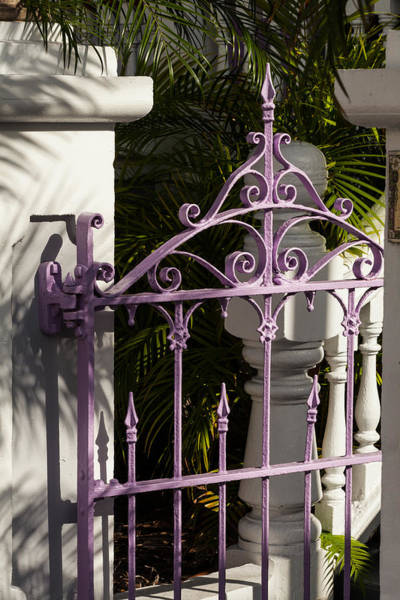 Photograph - Key West Charm by Ed Gleichman