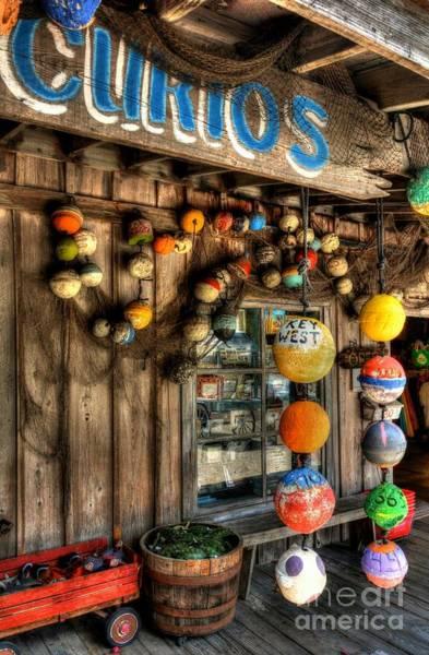 Photograph - Key West Curios by Mel Steinhauer