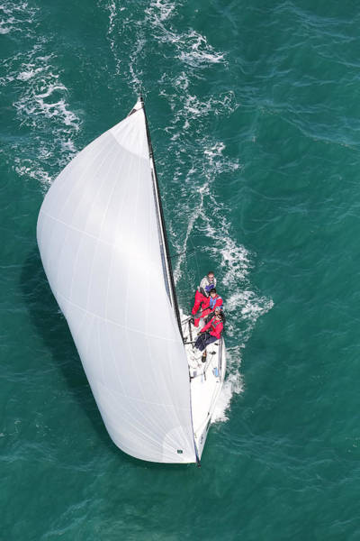 Photograph - Key West Downwind by Steven Lapkin
