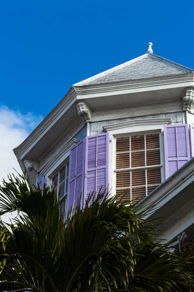 Photograph - Key West In Lavender by Ed Gleichman