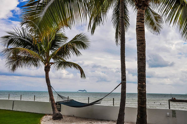 Photograph - Key West - Life Is Good by Bill Cannon