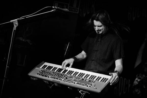 Photograph - Keyboards by Pablo Lopez