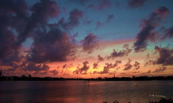 Photograph - Keys Sunset by R B Harper