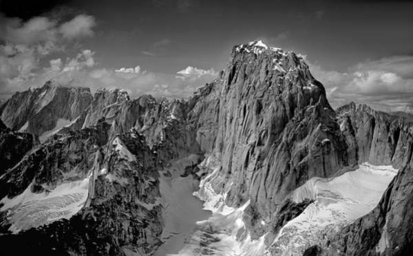 Photograph - 101558-kichatna Spire. Ak by Ed  Cooper Photography