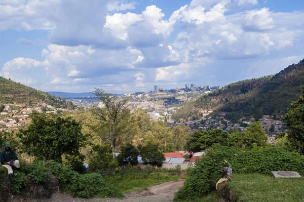 Photograph - Kigali Landscape by Paul Weaver
