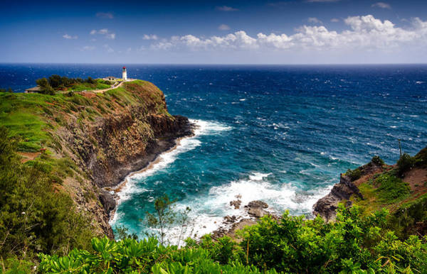 Photograph - Kilauea Lighthouse by Michael Ash