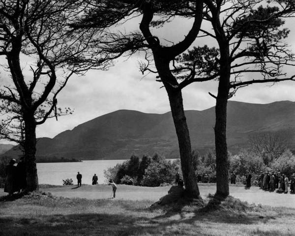 Unknown Photograph - Killarney Golf And Fishing Club by Artist Unknown