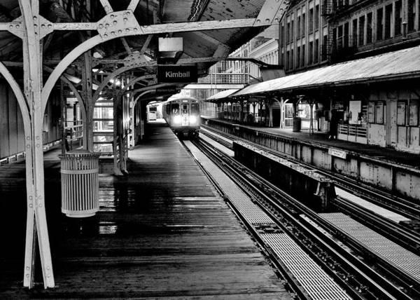 Wall Art - Photograph - Kimball Station by Benjamin Yeager
