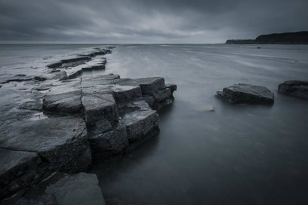 Photograph - Kimmeridge Gray by Andy Bitterer
