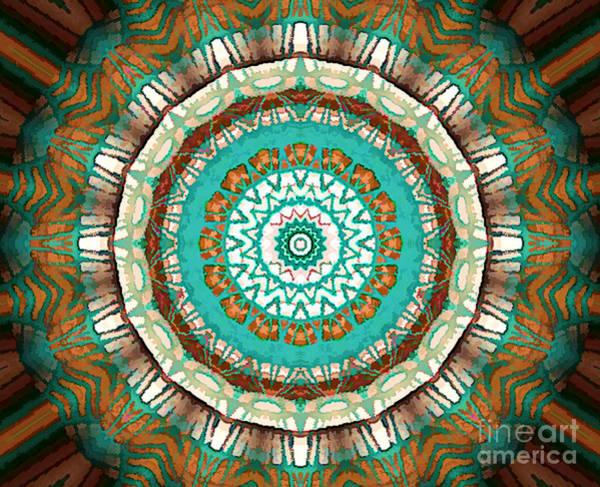 Digital Art - Kimono Colors by Grace Dillon