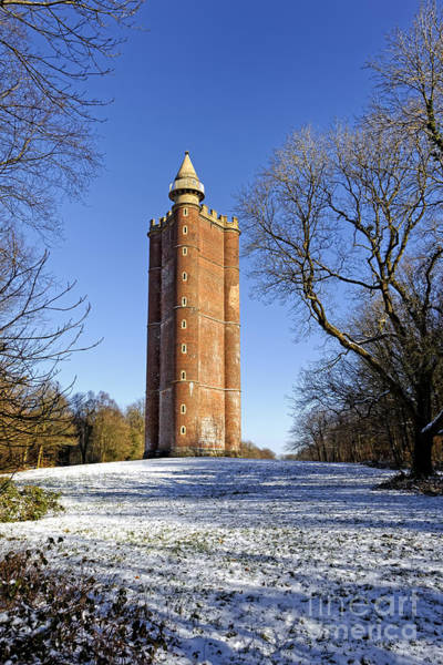 Stourhead Photograph - King Alfreds Tower Stourton Wiltshire Uk by Andrew Harker