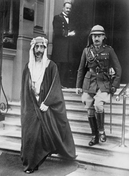 Porter Photograph - King Feisal Of Iraq by Underwood Archives