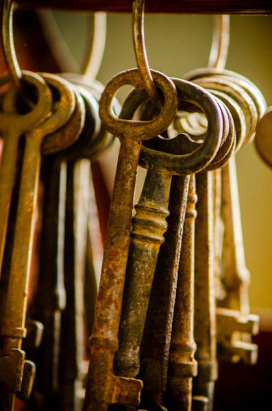 Photograph - Kingdom Keys by David Clanton