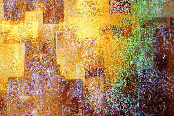 Digital Art - Kingdom Within - Abstract Art by Jaison Cianelli