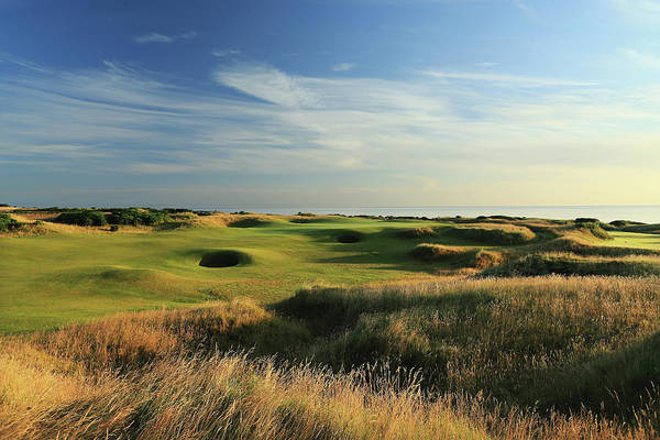 Linked Photograph - Kingsbarns Golf Links by David Cannon