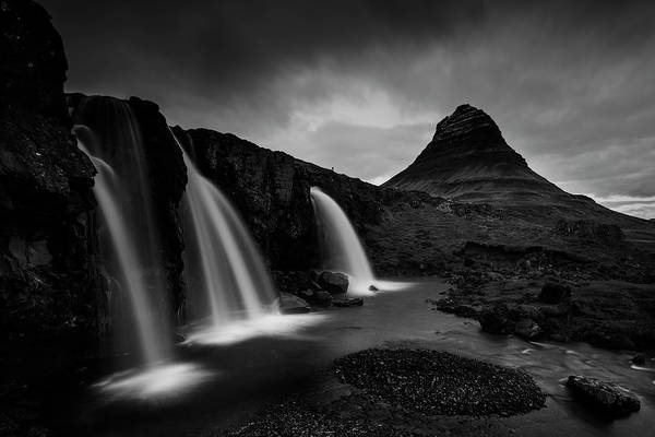 Attraction Photograph - Kirkjufell Iceland by Nina Pauli