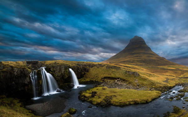 Wall Art - Photograph - Kirkjufell Iceland by Peter Irwindale