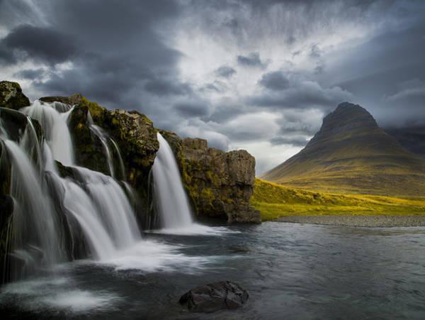 Wall Art - Photograph - Kirkjufell by Peter Irwindale