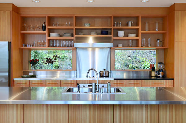 Wall Art - Photograph - Kitchen by Will Austin