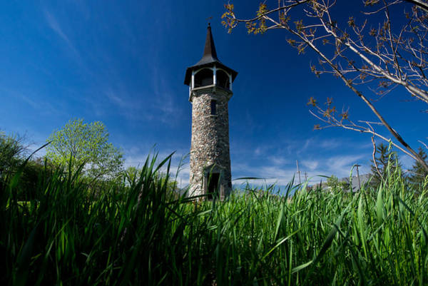 Rock Tower Photograph - Kitchener's Pioneer Tower by Cale Best
