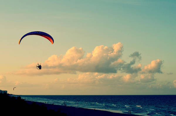 Juno Beach Photograph - Kitty Hawk by Laura Fasulo