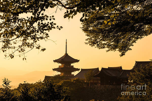 Photograph - Kiyomizu-dera by Didier Marti