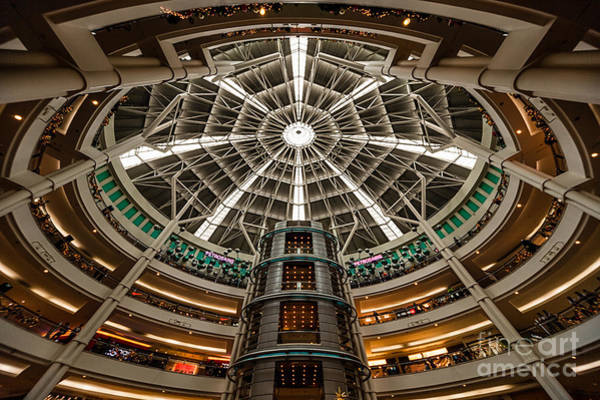 Twin Cities Photograph - Klcc Mall by Adrian Evans