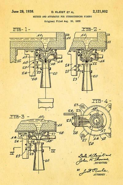 Seamen Photograph - Kleist Fibreglas Patent Art 1938 by Ian Monk
