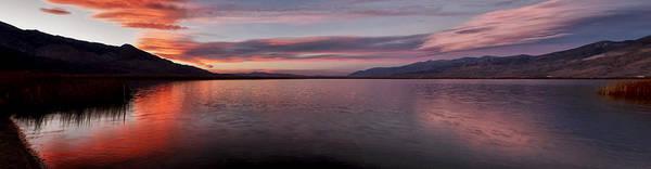 Photograph - Klondike Sunset by Cat Connor