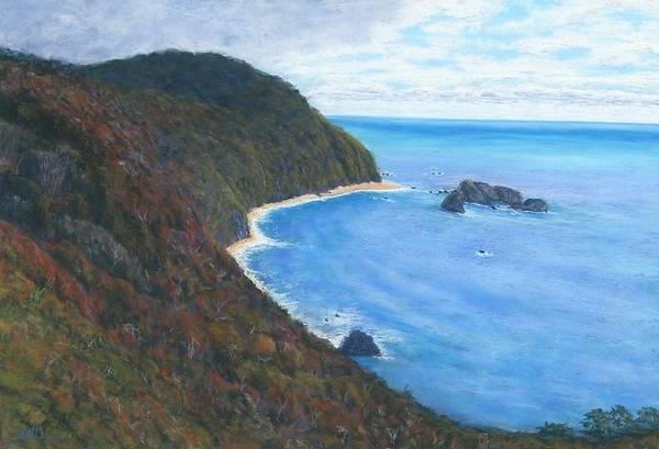 Pastel - Knights Point by Serena Dawson