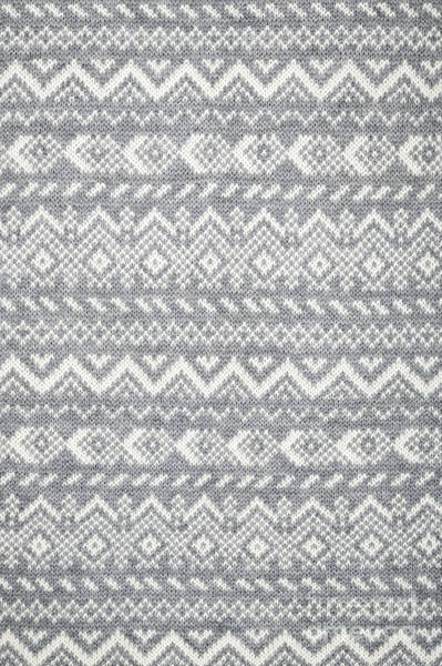 Winter Holiday Photograph - Knit Pattern Abstract by Elena Elisseeva