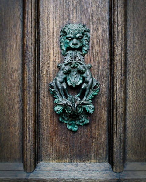 Photograph - Knocker by Bud Simpson